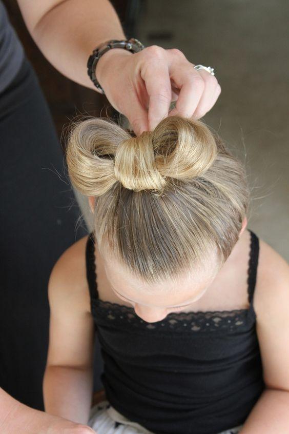 Super fofo & Sweet Haircuts & Hairstyling idéias para meninas