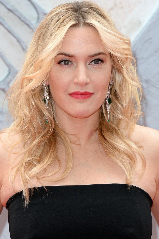 Coleção fabulosa de estilos de cabelo de Kate Winstlet