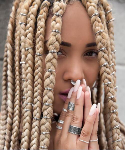 50 penteados de menina preta legal