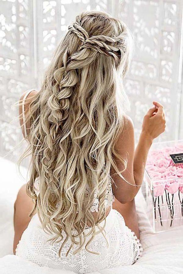 69 surpreendentes penteados de baile que vão agitar seu mundo