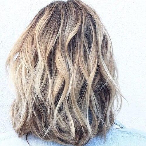 50 loiras destaca idéias para todos os tipos de cabelo e cores