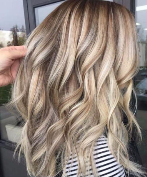 50 espetaculares ideias de cabelos loiros