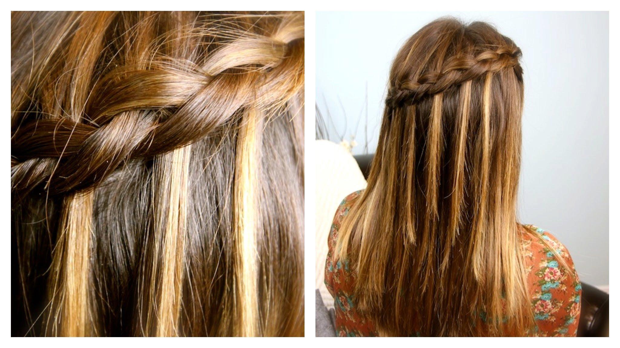 Faça você mesmo ideias de penteado extremamente fáceis para mulheres de cabelos médios