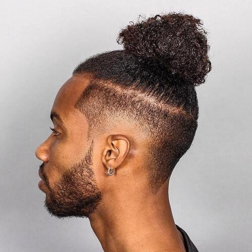 50 penteados afro para homens