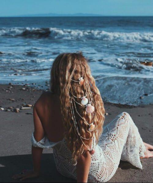 cabelo de sereia
