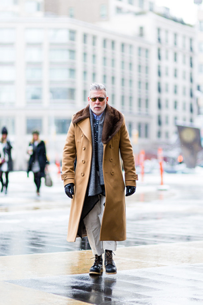 incrível estilo de rua prata cor de cabelo para homens (2)