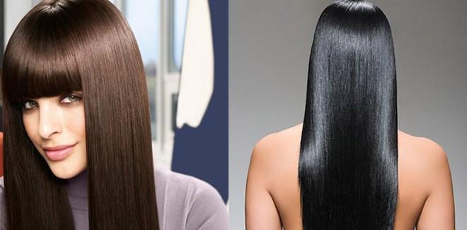Como endireitar seus cabelos naturalmente em casa