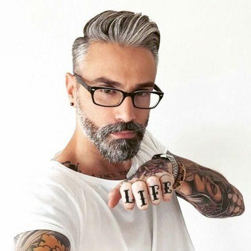 55 Coolest Faux Hawk Haircuts para homens