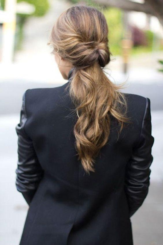 Penteado Impressionante Para Meninas