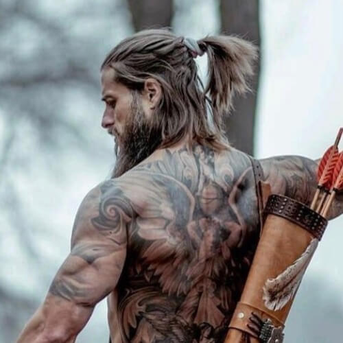 50 penteados vikings