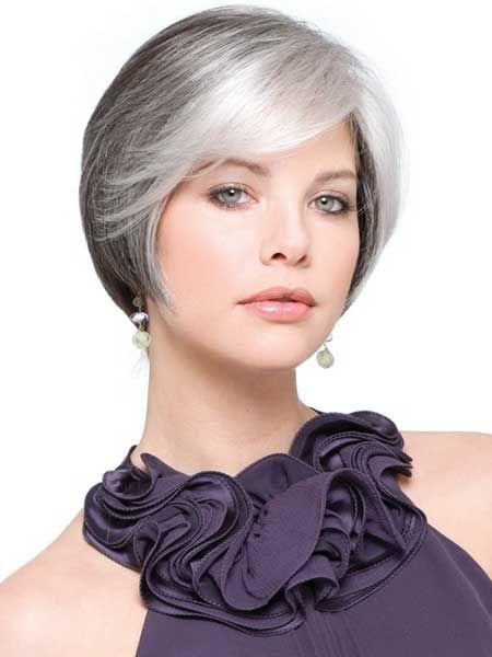 Faça uma declaração com idéias de corte de cabelo à moda para mais de 50 mulheres