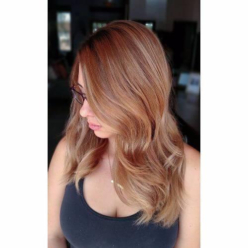 80 idéias da cor do cabelo do caramelo para todos os tipos do cabelo
