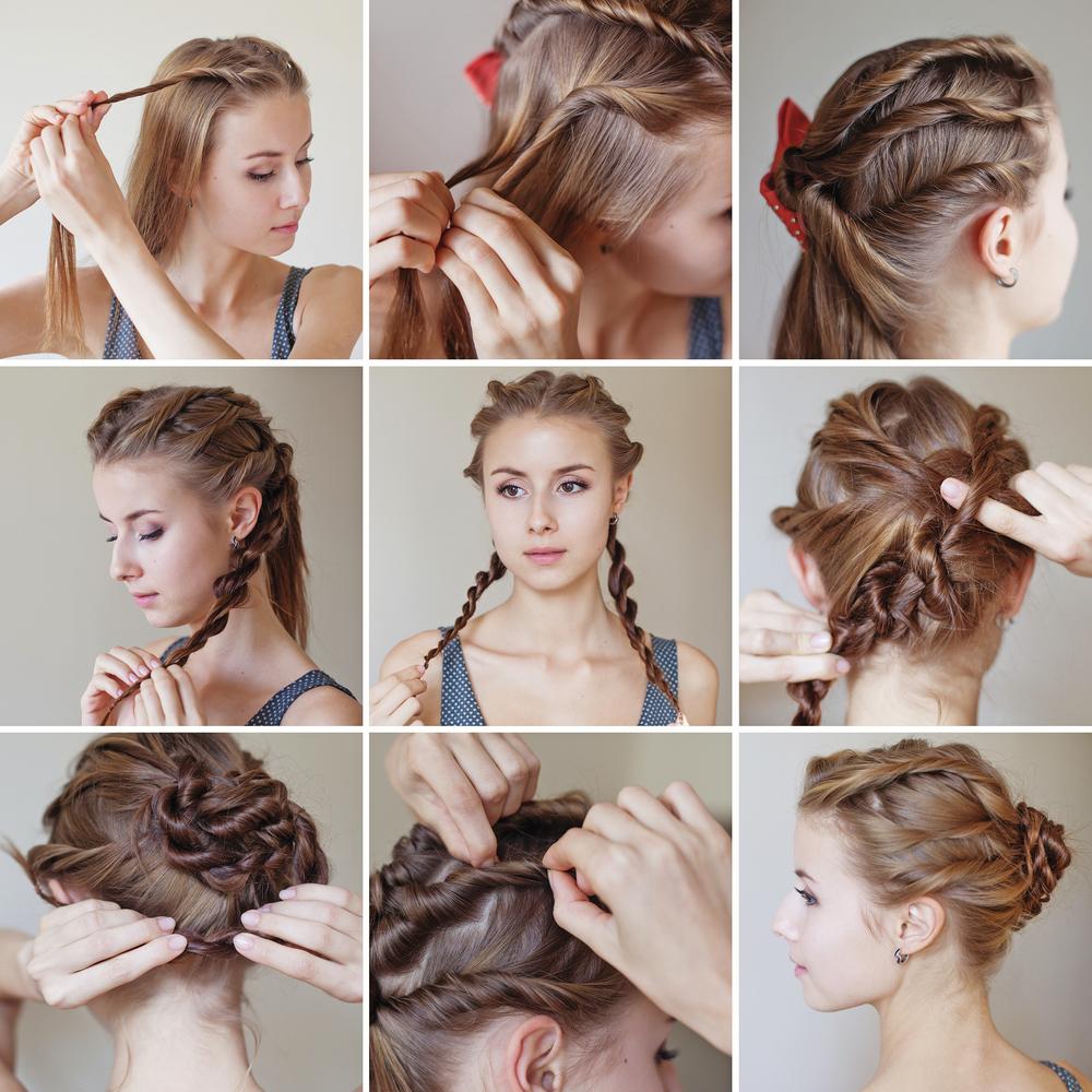 Idéias para fazer penteados profissionais em casa