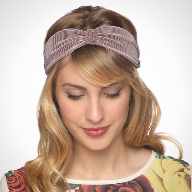 Headbands lindo tecido 2018 com penteados chiques