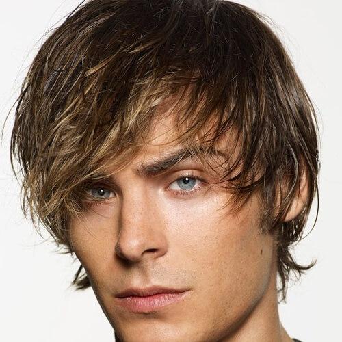 50 penteados impressionantes para homens com cabelos grossos