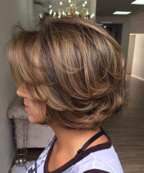 50 penteados arrebatadores para mulheres acima de 40 anos