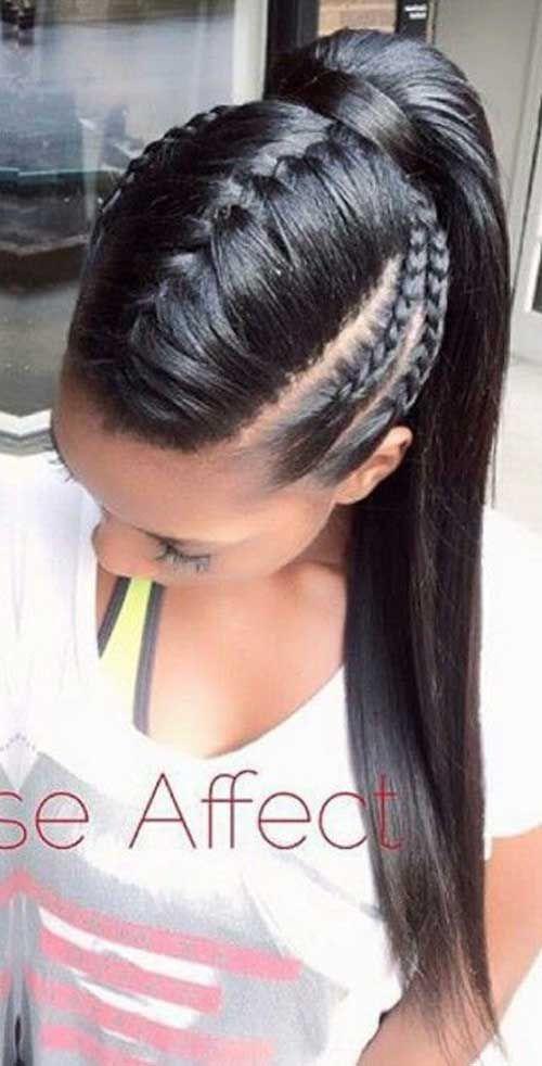 Melhores idéias sobre o penteado de verão para meninas