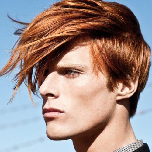 50 Cool Emo Hairstyles para Rapazes