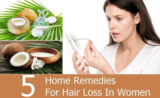 Remédios caseiros para parar a queda de cabelo