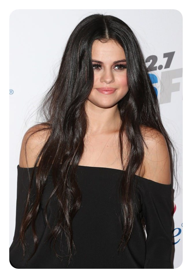 60 notável cabelo Selena Gomez você pode imitar