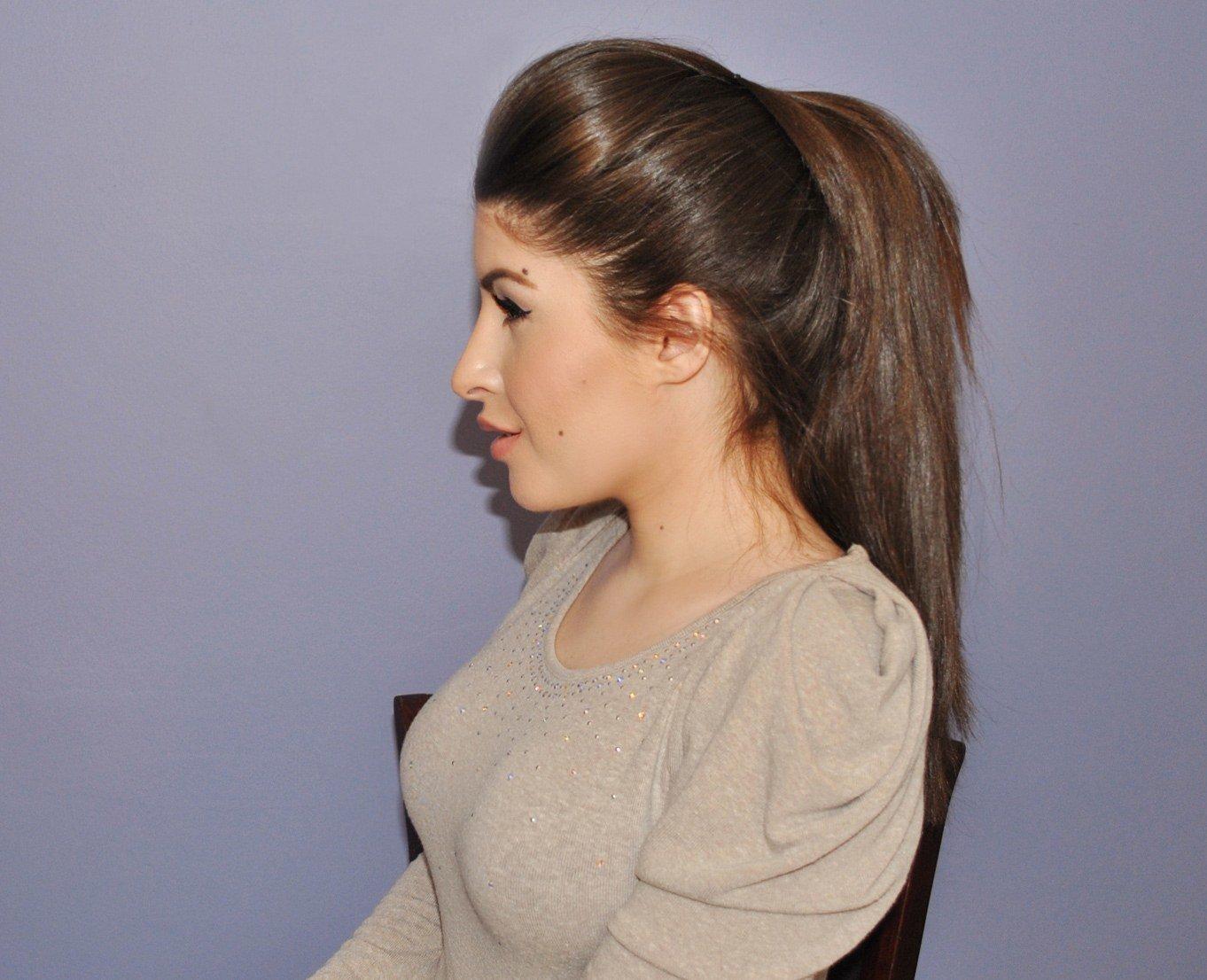 Últimos e surpreendentes penteados de inverno excelentes para as meninas da escola: