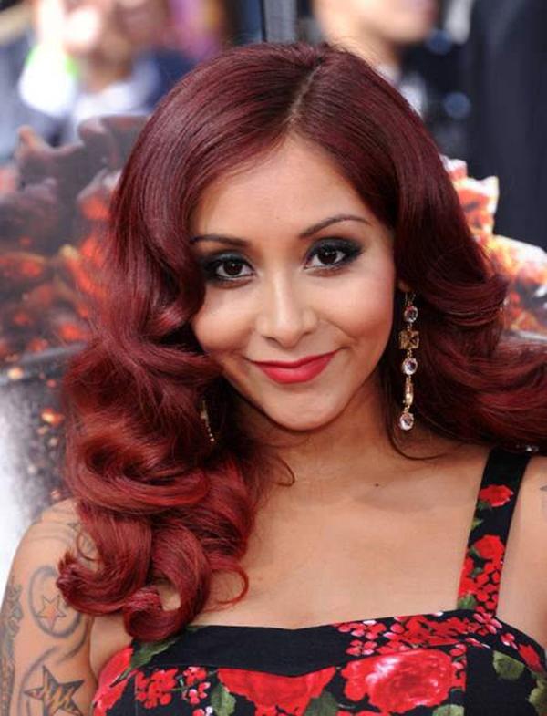 49 das mais impressionantes idéias de cor de cabelo vermelho escuro