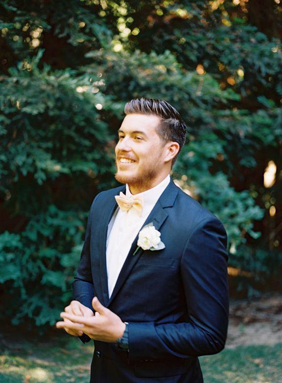 Últimos 2018 penteados de casamento na moda para o noivo