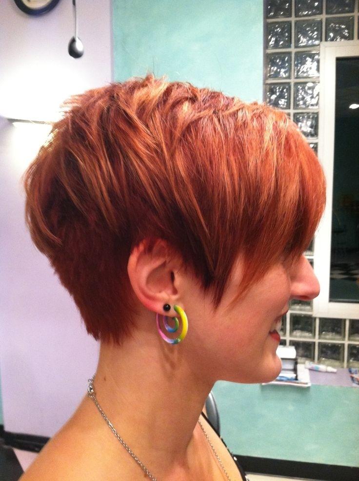 Idéias de penteado curto legal para mulheres