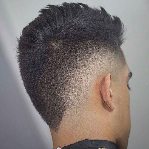 50 penteados do punk para caras
