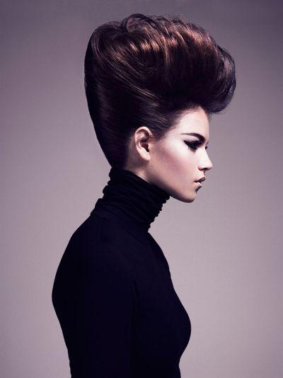 como fazer penteados avant garde (10)