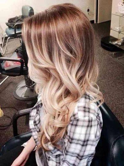 Idéias de cor de cabelo de verão 2018 melhores para meninas