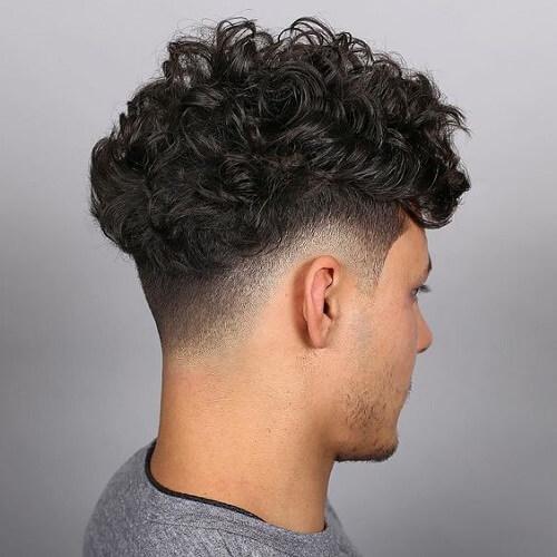53 Slick Taper Fade Haircuts para homens