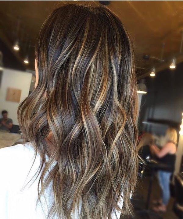55 impressionantes tons de cabelo morena que você vai amar