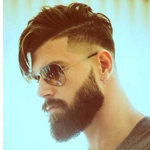 50 idéias frescas de corte de cabelo duro
