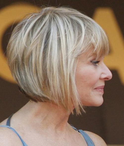 Os melhores penteados adequados para velhinhas