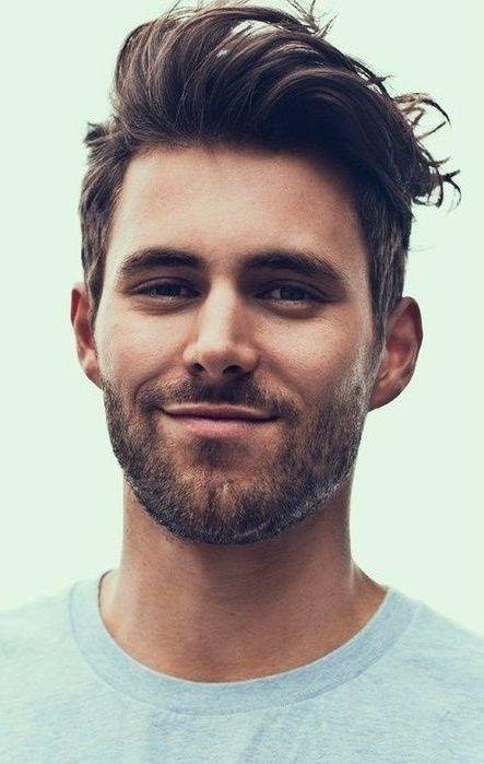 Idéias para homens para ter penteado incrível com pêlos longos