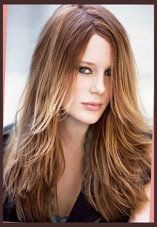 Idéias de corte de cabelo à moda para o cabelo longo