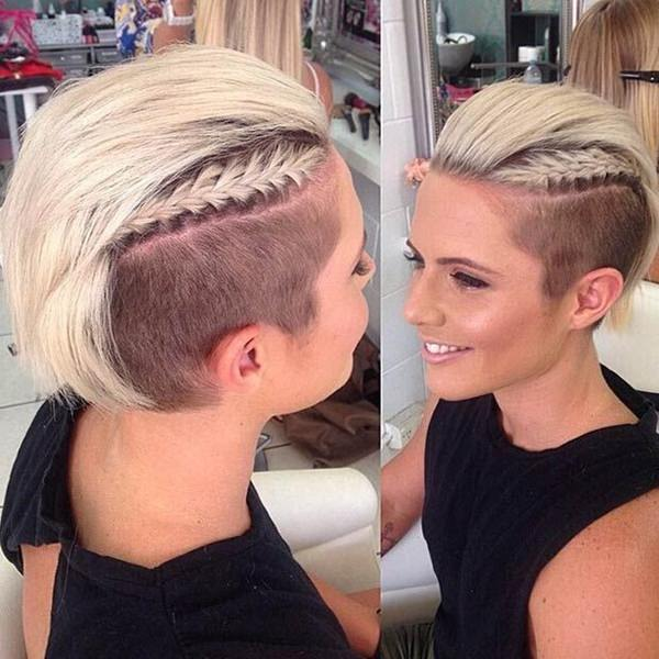 73 tranças deslumbrantes para cabelos curtos que você vai amar
