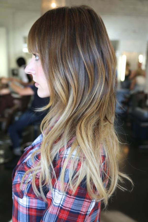 75 belíssimos penteados Ombre (com fotos)