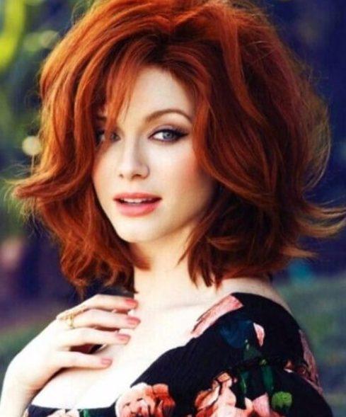 50 Ravishing penteados curtos para cabelos grossos