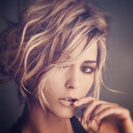 Melhores cortes de cabelo curtos para cabelos ondulados grossos