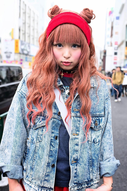 Penteados Maravilhosos de Harajuka para Meninas