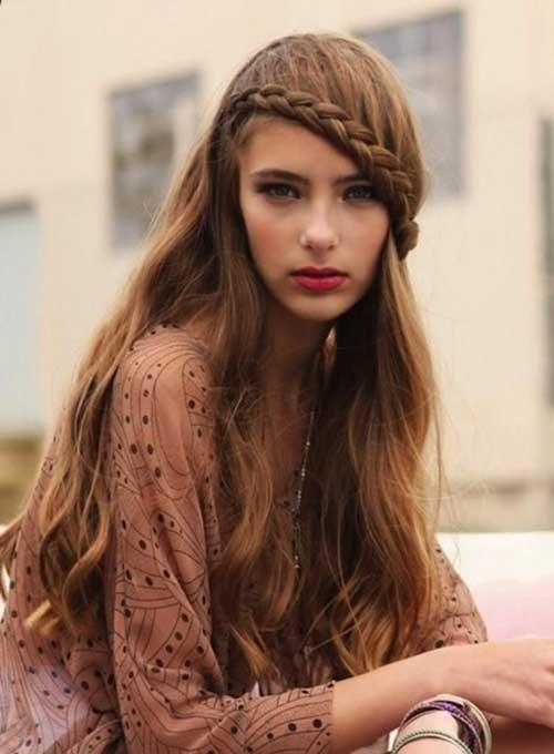 Melhores 15 penteados de trança elegante para senhoras