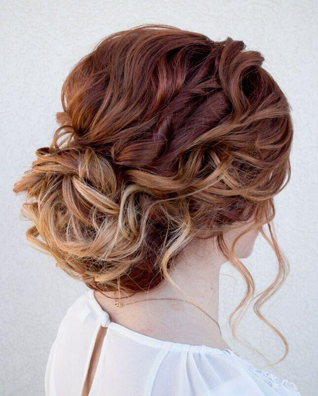 Moda atualizado idéias penteado para as meninas