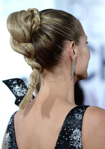 Penteados impressionantes para cabelos curtos