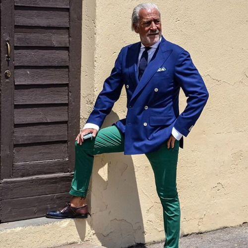incrível estilo de rua prata cor de cabelo para homens (6)