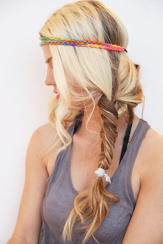 Idéias de penteado casual DIY para temporada de inverno