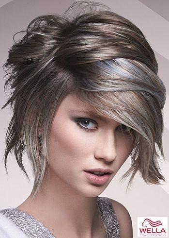 cabelo da moda na moda