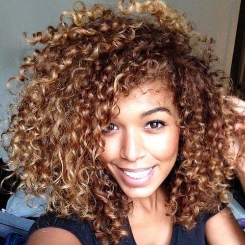 45 Yummy Honey Brown cabelo idéias