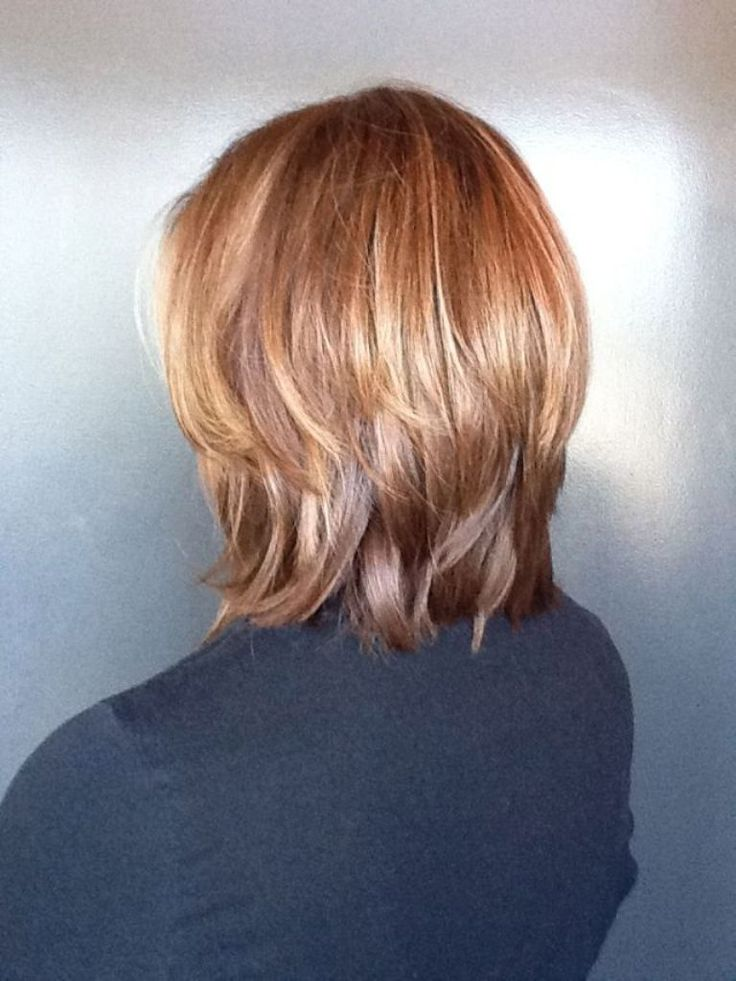 long bob with layers - 584×779